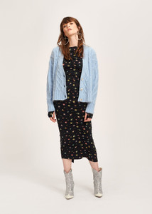 Essentiel Antwerp Torning Cardigan Blue