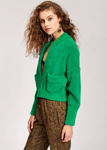 Essentiel Antwerp Tripping Bomber Green