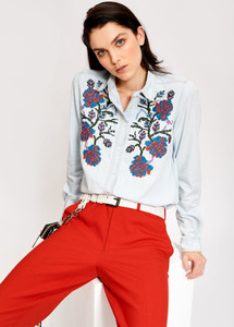 Essentiel Antwerp Todella Shirt Blue