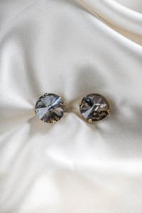 Pat Whyte Rivoli Earrings Crystal