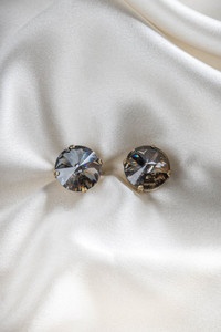 Pat Whyte Rivoli Earrings Crystal