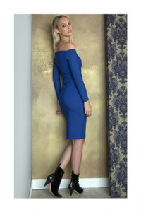Chiara Boni Silveria Dress Blue