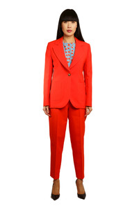 Essentiel Antwerp Cigarette Pants Orange