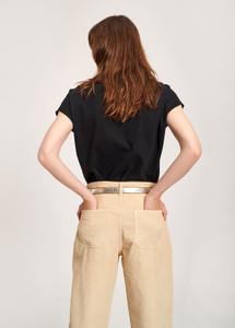 Essentiel Antwerp Troubed Carotte Pants Beige