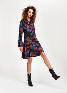 Essentiel Antwerp Taurent Fitted Mini Dress