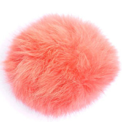 Mini Pink Bobbl