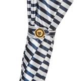 Pasotti Navy Stripe Umbrella