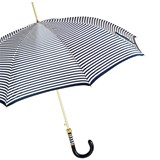 Pasotti Navy Stripe Umbrella