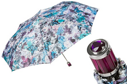 Pasotti Blue Print Umbrella