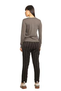 Transit Par Such Striped Trousers