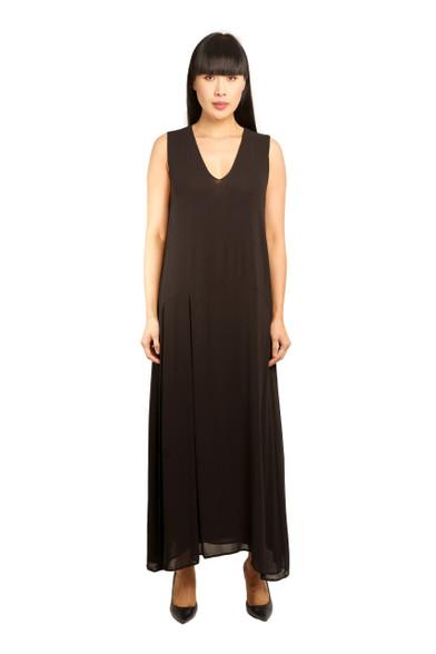 Transit Par Such Long Black Loose Dress