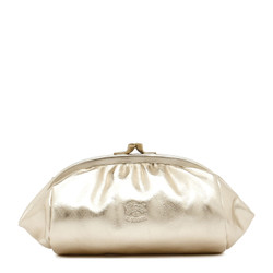 Il Bisonte Bronze Calf Envelope