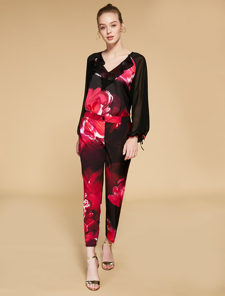Persona Red Rampa Trousers