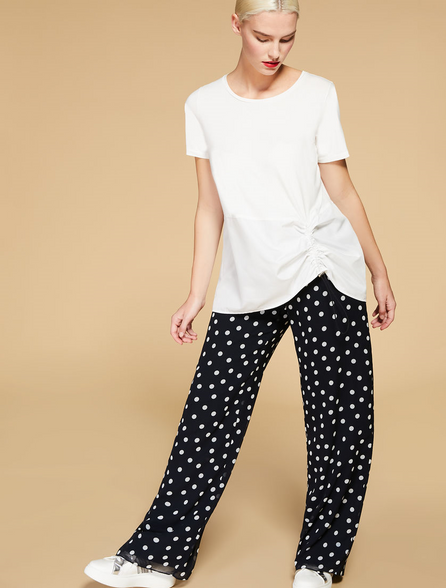 Persona Navy Rosa Trousers