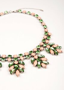 Essentiel Antwerp Valenci2 Necklace Green