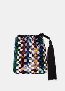 Essentiel Antwerp Viona Sequin Bag Multi