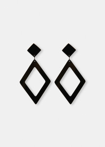 Essentiel Antwerp Vernisa Earrings Black