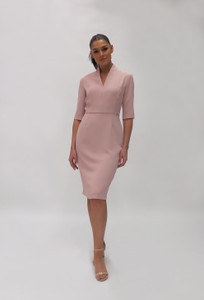Fee G SS20 Blush Pencil Dress 7429113