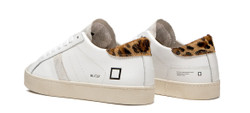 DATE Hill Low Calf Leopard Sneakers