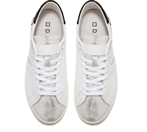 HILL LOW ROOF WHITE / D.A.T.E. Sneakers