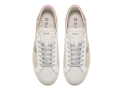 DATE Hill Low Roof Platinum Sneakers
