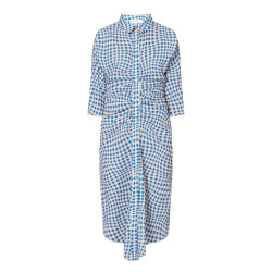 Caroline Kilkenny Blue Alba Dress