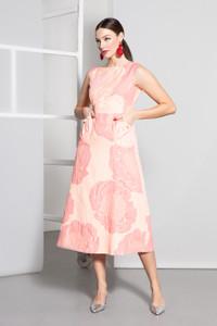 Caroline Kilkenny Pink Valentina Dress