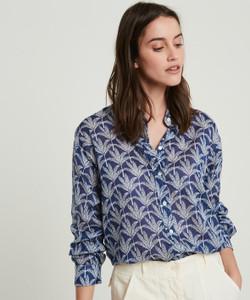 Hartford Blue Charlot Shirt