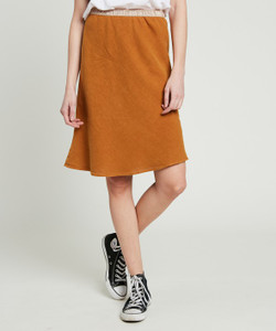 Hartford Orange Judith Skirt