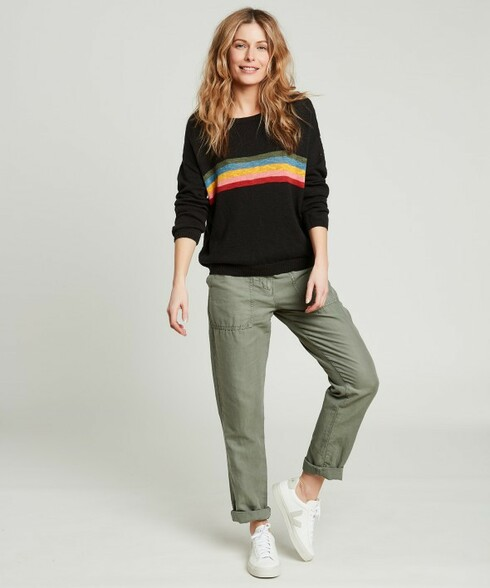 Hartford Charcoal Marshal Sweater