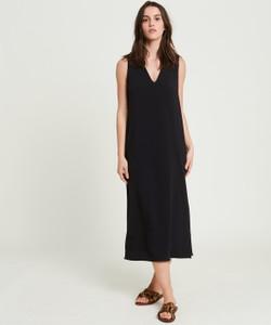 Hartford Black Riley Dress