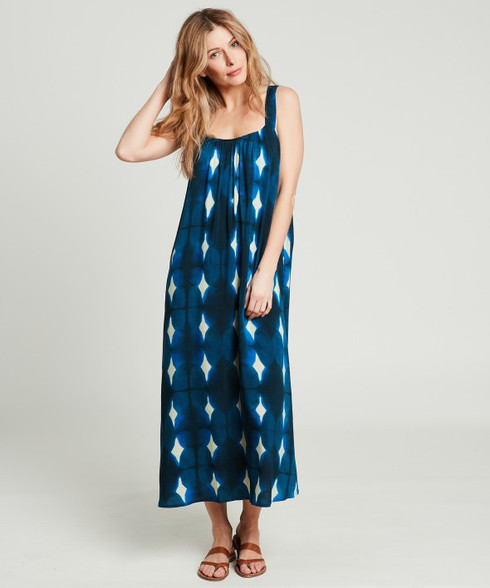 Hartford Blue Rime Dress