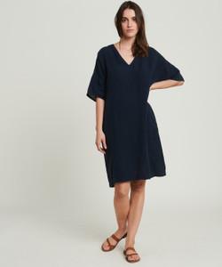 Hartford Navy Rituel Dress
