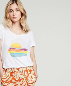 Hartford White Tesolar T-Shirt