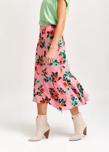 Essentiel Antwerp Pink Varno Skirt