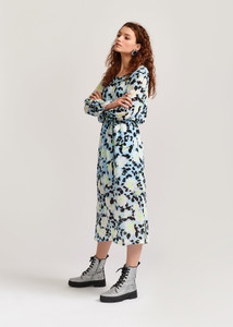 Essentiel Antwerp Blue Vekken Dress