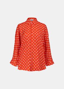 Essentiel Antwerp Red Polka Viral Shirt