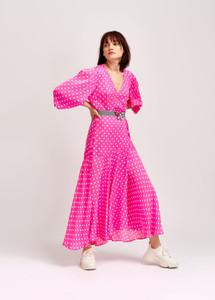 Essentiel Antwerp Pink Vundamental Dress