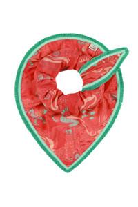 Pom Cherry Orange Full of Luck Scarf