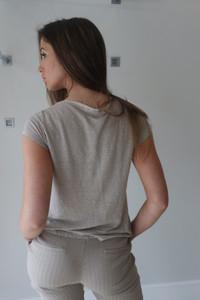 Transit Par Such Linen T-shirt