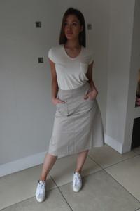 Transit Par Such A-line Skirt