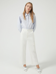 Sportmax  Code Tailored Gabordine Jangy Trousers
