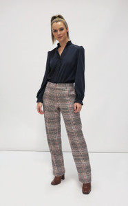 Fee G check Trousers