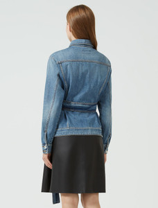 Soft-Sanded Denim Jacket