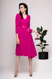 Caroline Kilkenny Victoria Dress Pink
