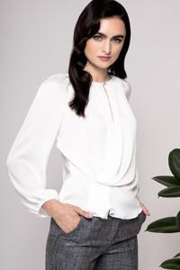 Caroline Kilkenny Lana Blouse White | Anastasia