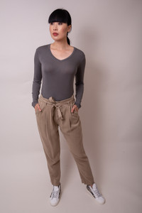 Transit Par Such Belted Trousers