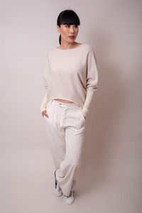 Transit Corduroy Flared Trousers