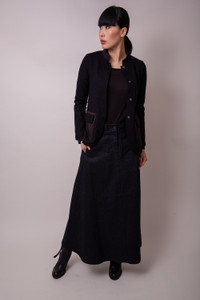 Transit Par Such Flared Midi Length Skirt