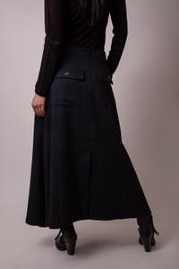 Transit Par Such Flared Midi Length Skirt